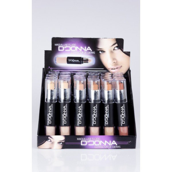Display of 24<br>Concealer Double