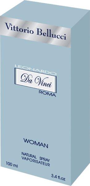 EDT 100 ml<br> Leonardo Da Vinci<br>Roma