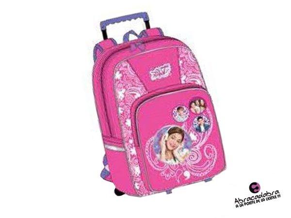 Sac Trolley<br> Violetta 41 cm<br>Violetta