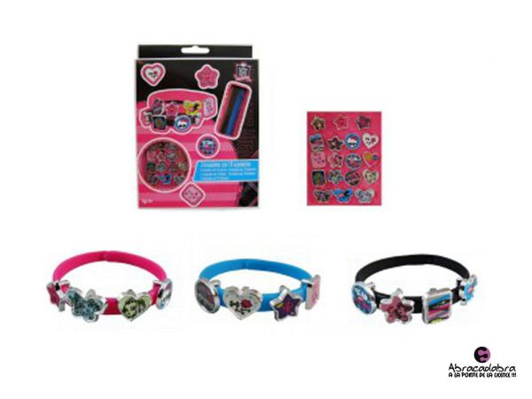 Silicone Bracelets<br> &amp; Accessories<br>Monster High