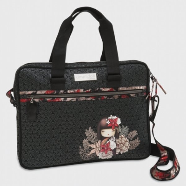 Kimmidoll - trendy laptop bag