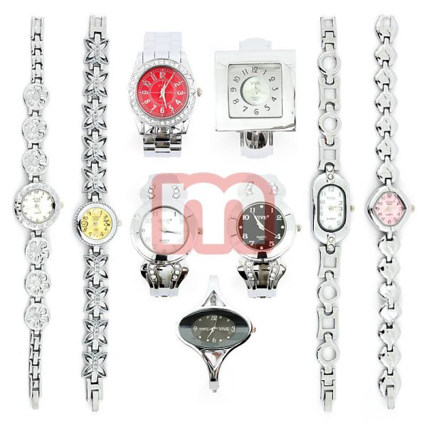 Women&#39;s<br> Watches Jewelry<br> Rhinestone ...