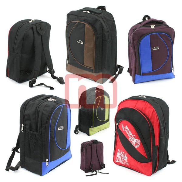 Leisure Backpacks<br>Travel Bags Mix
