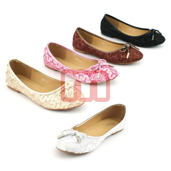 Noble Ballerina Slipper Shoes Women Shoes