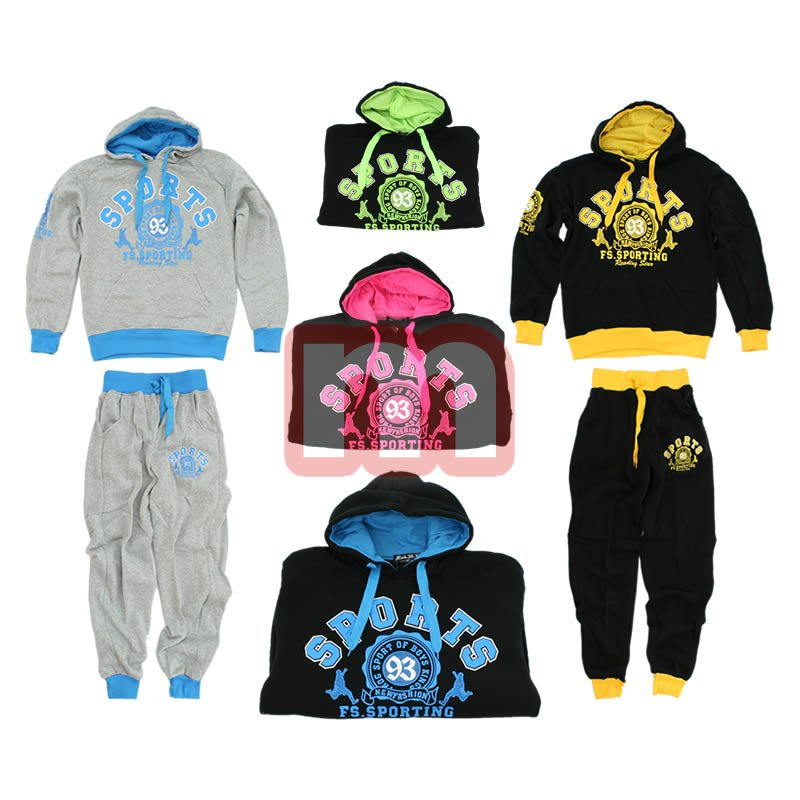 Children Kids<br> Leisure Sports<br>Jogging Suits