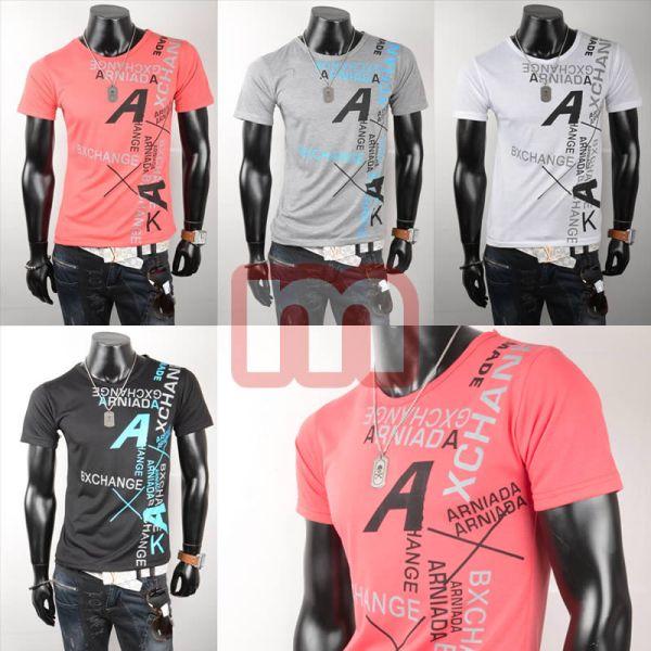 Herren Sport<br> Freizeit T-Shirts<br>Oberteile Top