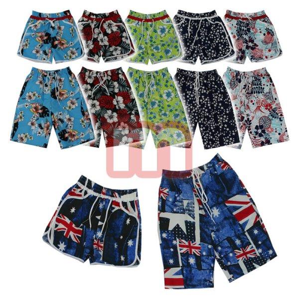 Surf shorts swim<br>shorts trunks Unisex
