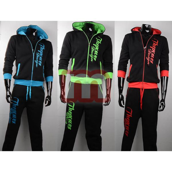 Running Leisure<br> Sport Suits Unisex<br>Joggers
