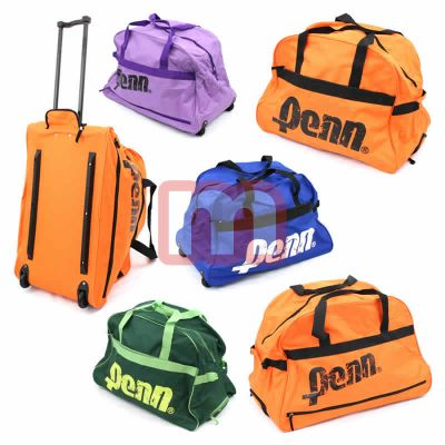 Travel sports bag<br> trolley with<br>wheels trolley