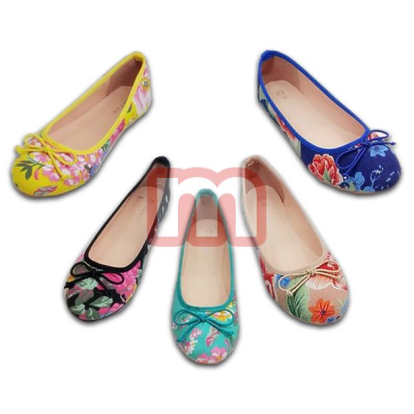 Ladies slippers<br> shoes ballerina<br>shoes