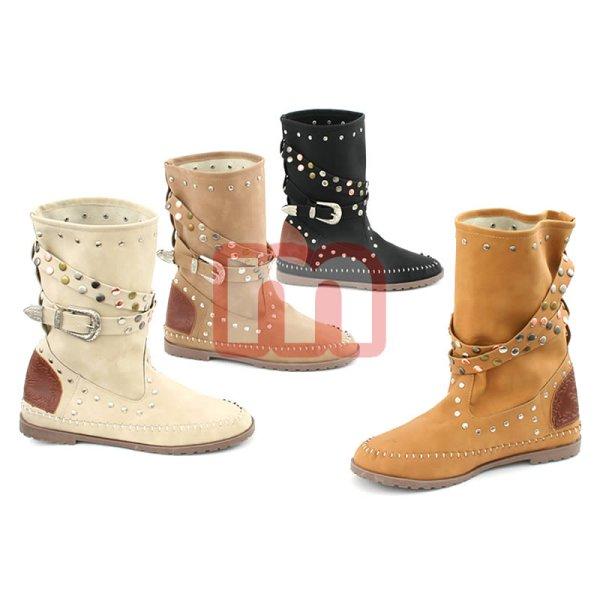 Dames herfst<br> winter laarzen<br>schoenen Schoenen