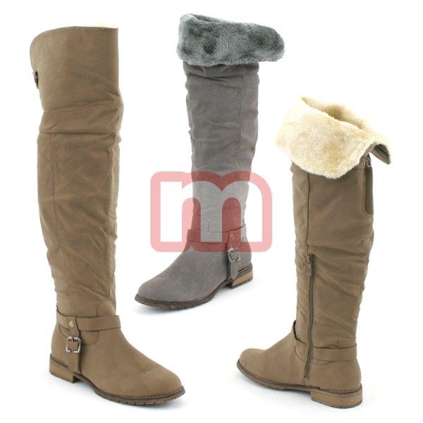 Női Fur őszi téli<br>csizma cipő csizma