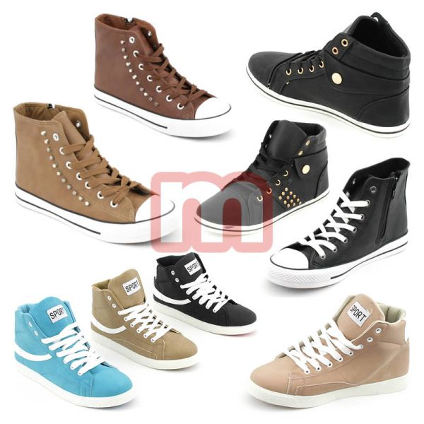 Ladies Sports<br> Shoes Sneakers<br>Bottes