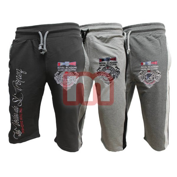 3/4 Jogging<br> Leisure Training<br>Capris Shorts