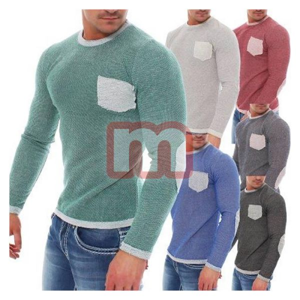 Men&#39;s Business<br> Leisure Sweater<br>Long Sleeve Shi