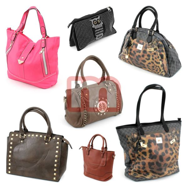 Mega Mix Fashion<br> Handbag Tote<br>Shopper Bag