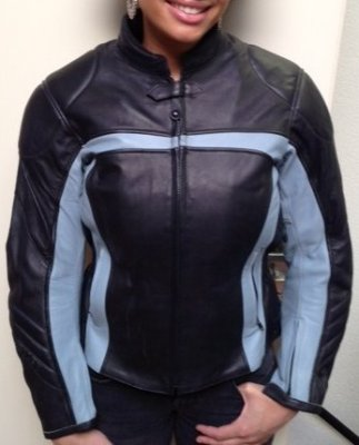 Ladies Motorcycle<br>Jackets