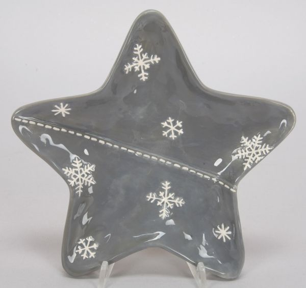 STAR TELLER /<br> ceramics, Dim. =<br>21 cm