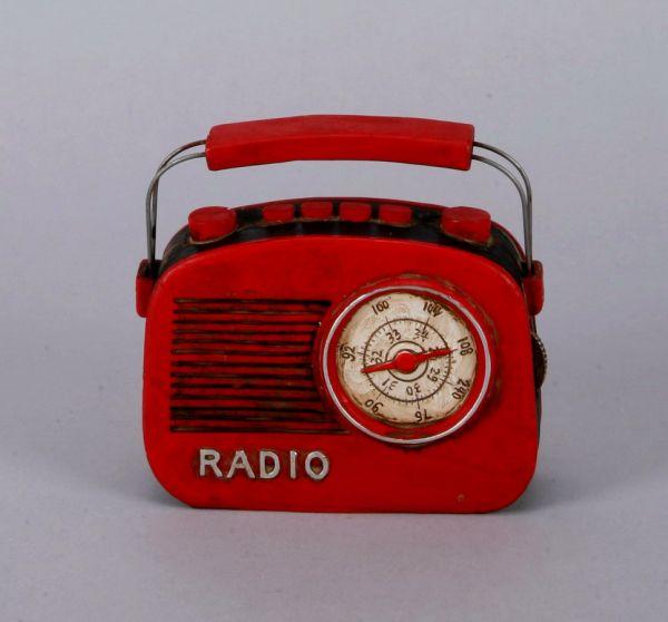 Radio, Größe 13x13 cm