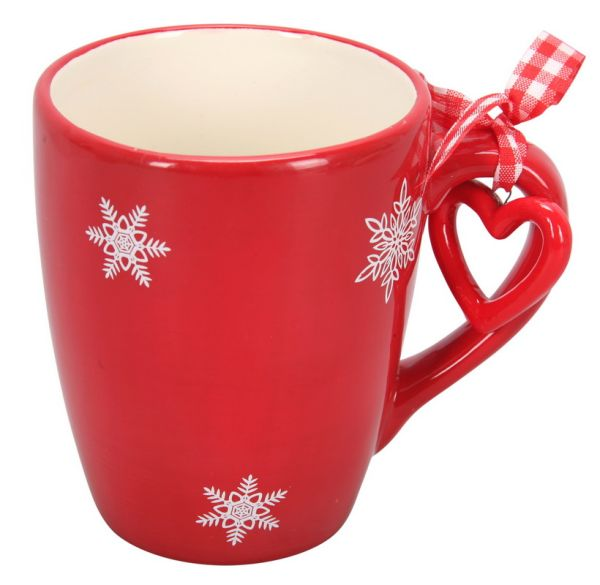 Ceramic cup, size<br>13x9 cm