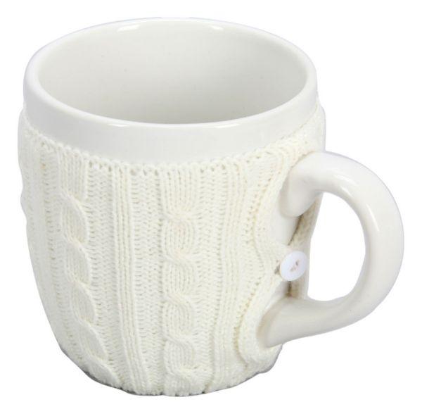 Porcelain cup,<br>size 11,5x10 cm