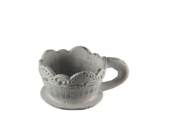 CUP / CONCRETE,<br>Dim = 12x23x17 cm