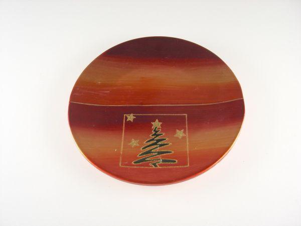 Plates / ceramic, 20cm