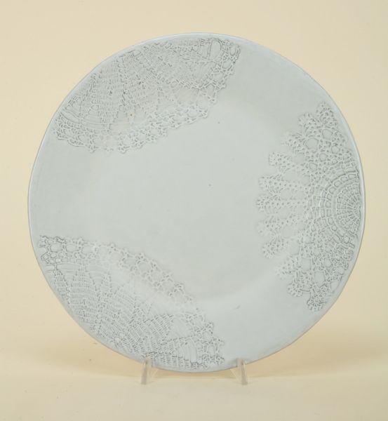 TELLER/PORZELLAN,<br>Dim.=27 cm