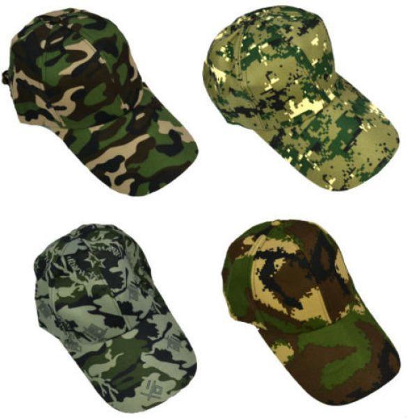 Schirmmütze<br> Flecktarn Cap<br> Mütze Basecap Army ...