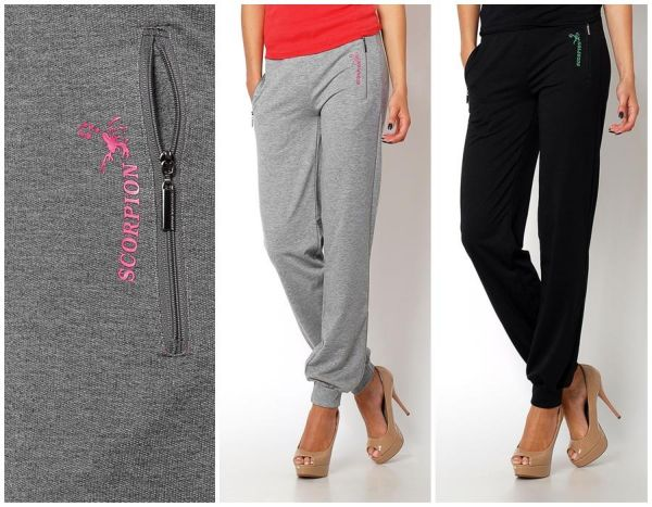 PANTS tracksuit<br>zip puller