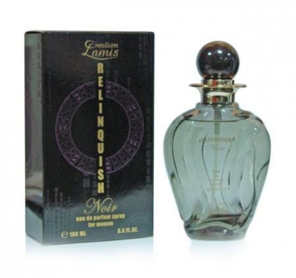 Creation Lamis<br> Relinquish Noir<br>perfume 100ml edp