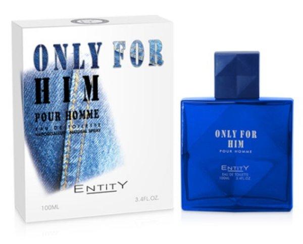 Entity nur für ihn<br>EDT 100 ml Parfüm