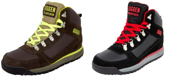 Bergschuh M010 of<br> Guggen Mountain in<br>two colors