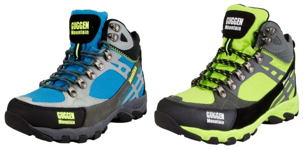 Guggen Mountain<br> hiking boot women<br>M011