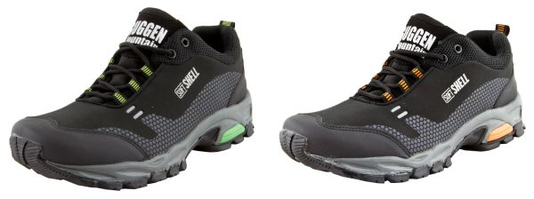 Soft shell trekking shoe Guggen Mountian