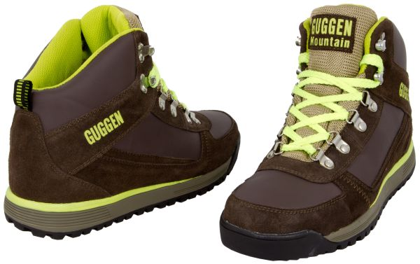 Hiking boot M010<br> from Guggen<br> Mountain in two ...