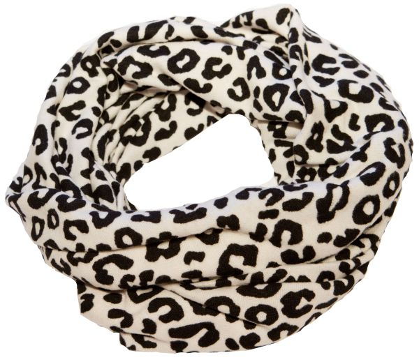 Loop Schlauchschal<br>Damen Leopard