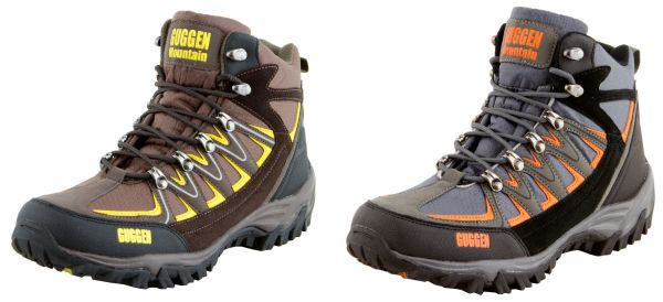 Hiking boot from<br> Guggenmusik<br> Mountain in two ...