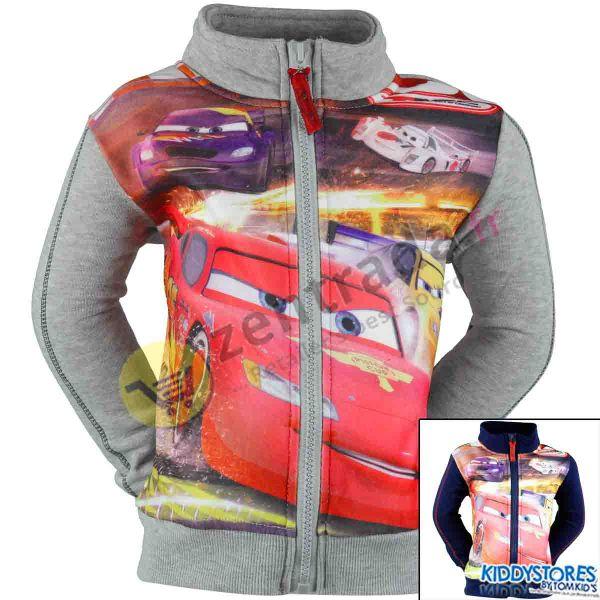 Cars jacket boy child