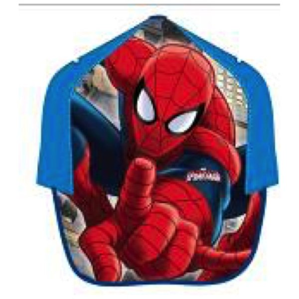 Wholesale Cap Spiderman.