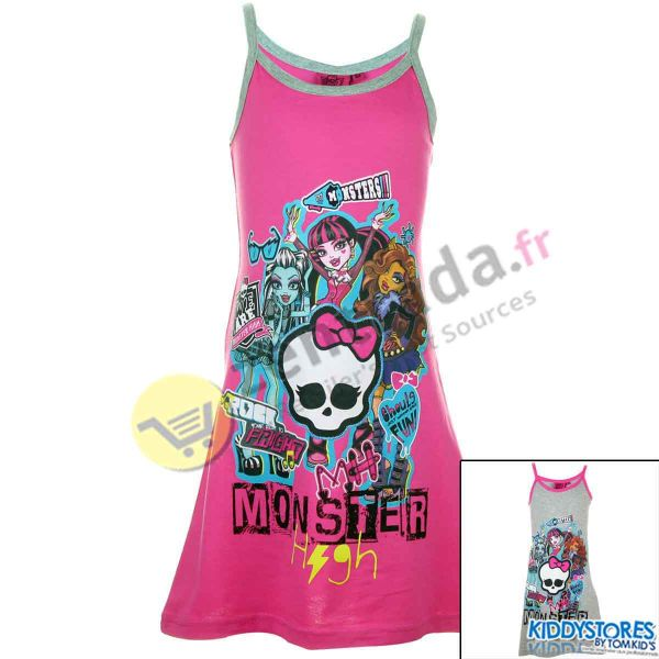 Monster High dress girl.