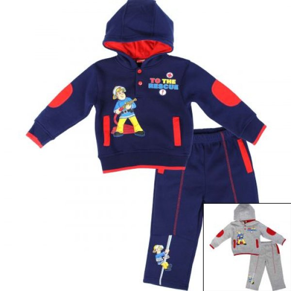 Fireman Sam-polar<br>Jogging