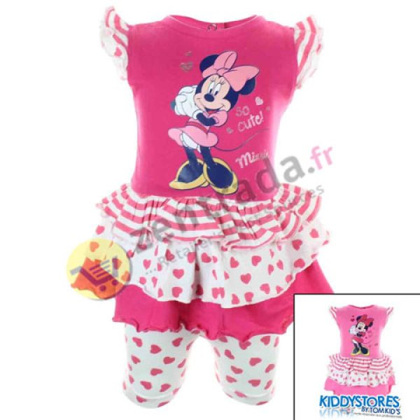 Textile supplier 2<br>pieces Minnie.