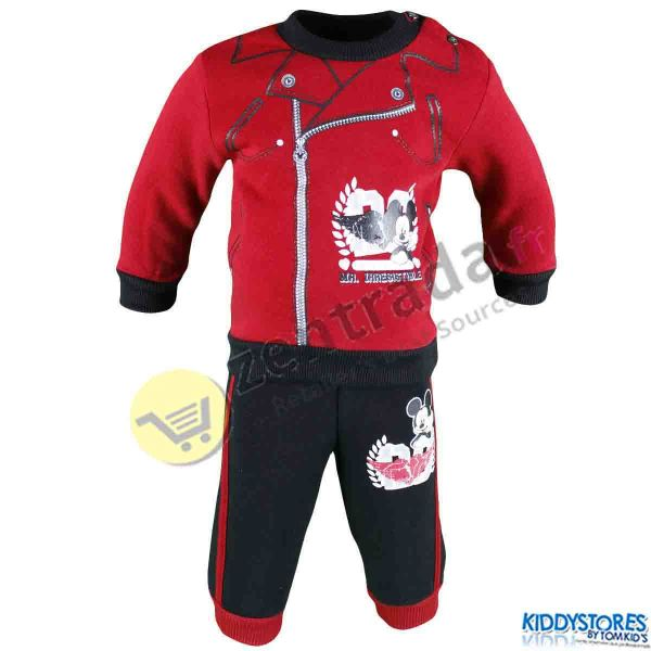 Disney Mickey<br>Jogging boy.
