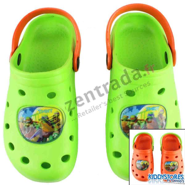 Ninja Turtle beach<br>boy scarpa.