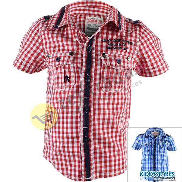 Lieferant shirt<br>boy Fliese.