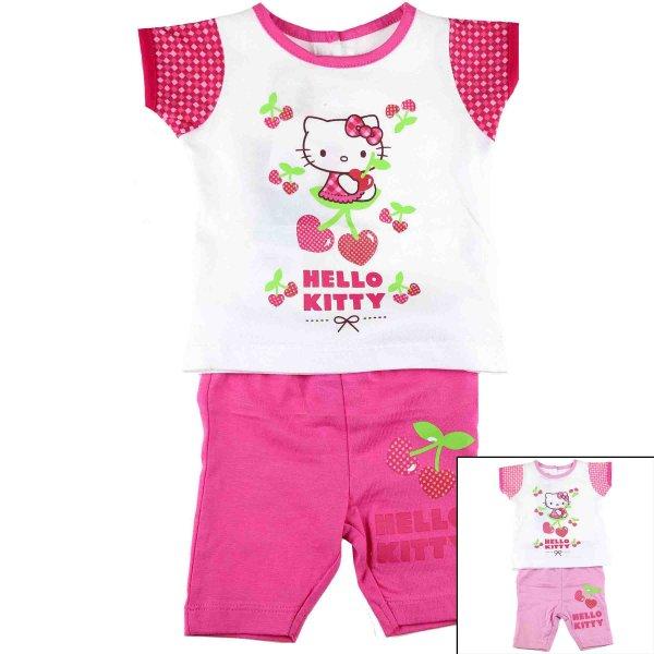 Hello Kitty - póló<br>nadrágját a lányok