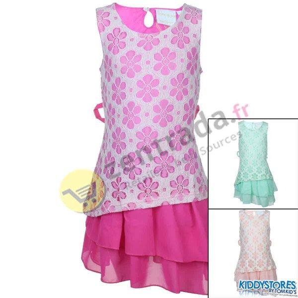 Mädchen Kleid<br>Großhändler.