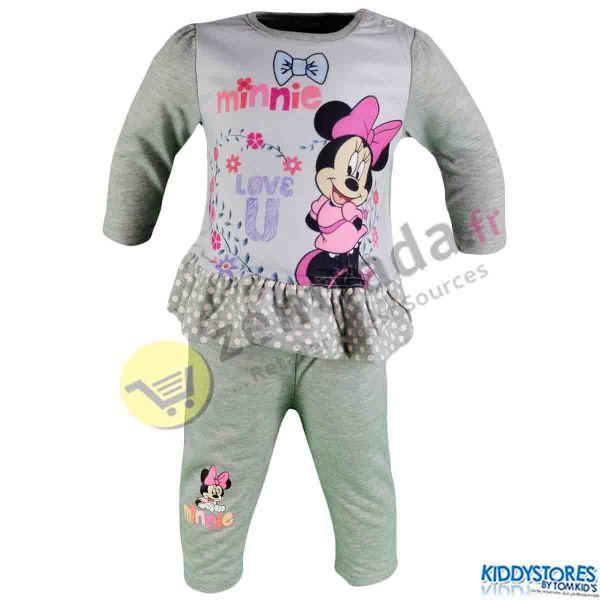Disney Minnie<br> Clothing baby 2<br>parts