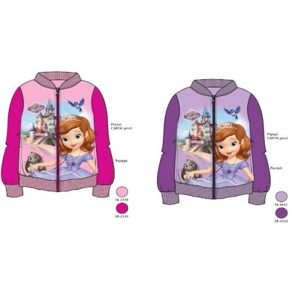 Fleecejacke<br>Princess Sofia